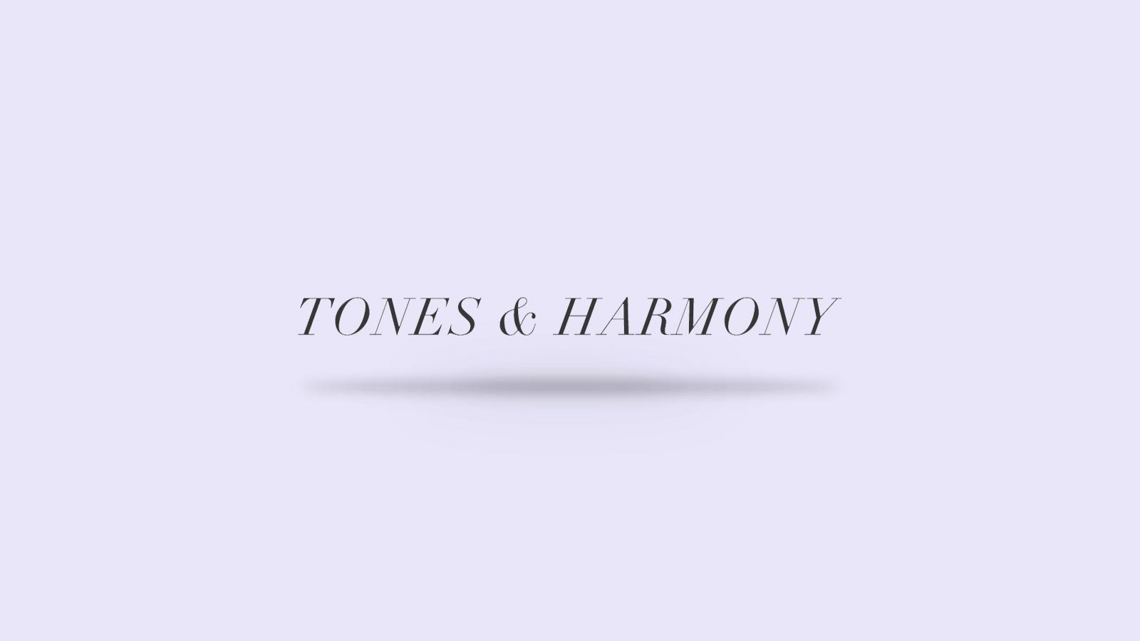 Tones & Harmony Client